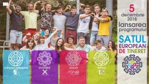 Lansare Eveniment Satul European de Tineret